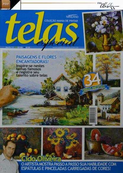 revista de pintura 2013