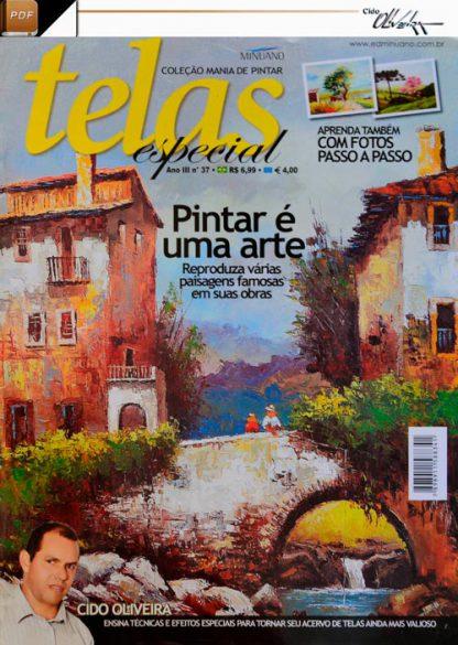 revista de pintura em pdf